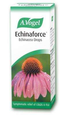 Echinaforce® 50ml or 100ml tincture.  42 or 120 tablets
