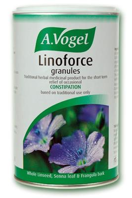 Linoforce Natural constipation remedy 300g granules