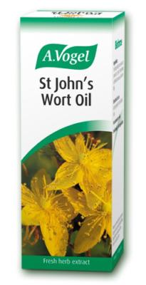 Oil from St. John's wort buds 100ml
