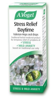 Stress Relief Daytime 15 or 50ml tincture